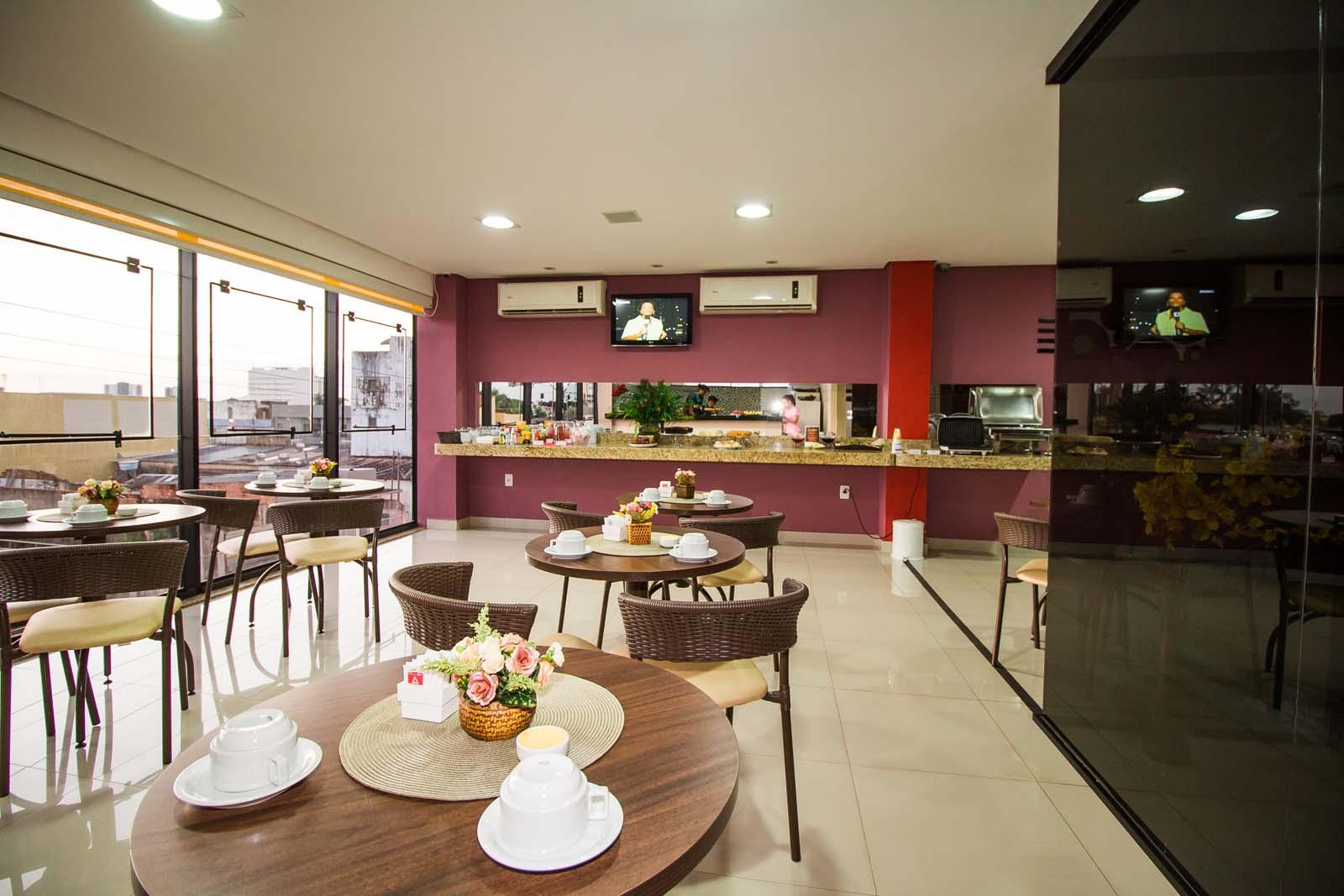 Café da Manhã Hotel Nativo